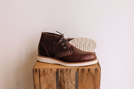 Red Wing Shoes Classic Chukka No. 3141