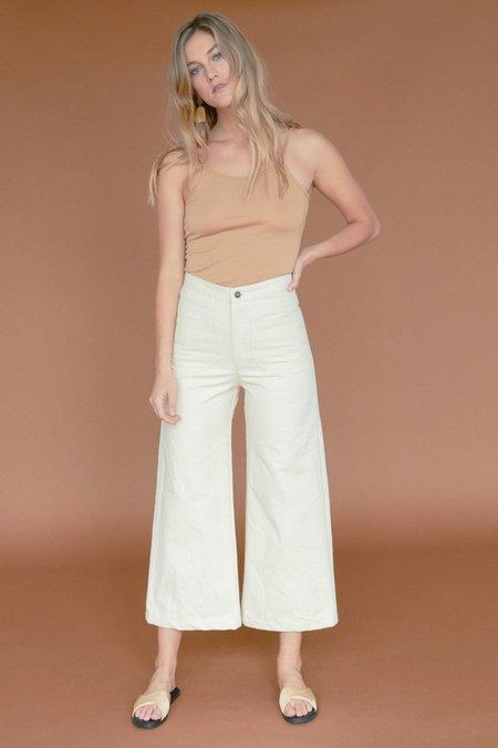 Lykke Wullf Sandi Pants - Cream