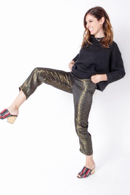 Wray Sprite Pant (Petite) - Metallic Black