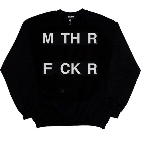 Unisex Skim Milk Mthr Fckr Sweatshirt