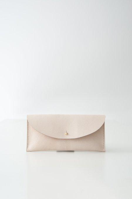 CHC Glare Wallet - Sand