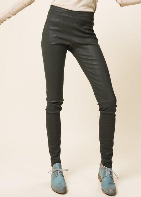 Lamberto Losani Stretch Leather Pant
