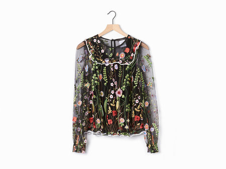 Odeeh Floral Blouse