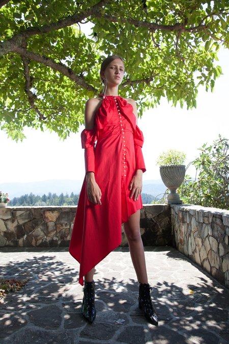 NIKA TANG Camille Dress