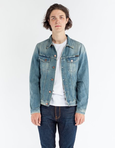 Nudie Billy Denim Jacket Light Shades