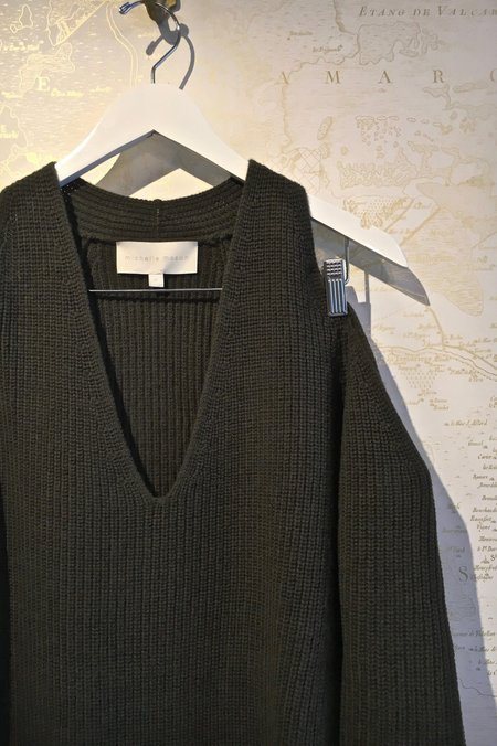 Michelle Mason Drop Sleeve Sweater Dress