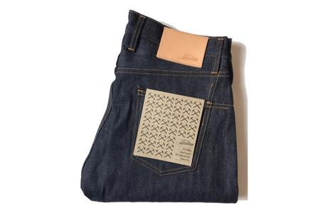 3Sixteen CT-100x Classic Tapered - Indigo Selvedge