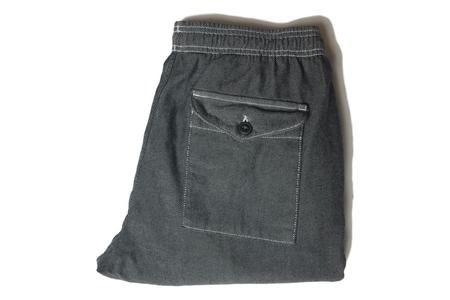 Save Khaki Flannel Easy Pant