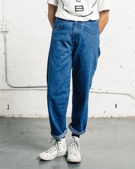 Unisex Olderbrother Denim Five Pocket Pants