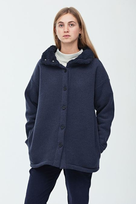Semi Gloss Fleece Jacket