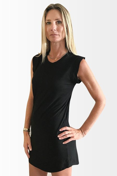 Road Twenty-Two Octavia Dress - Black