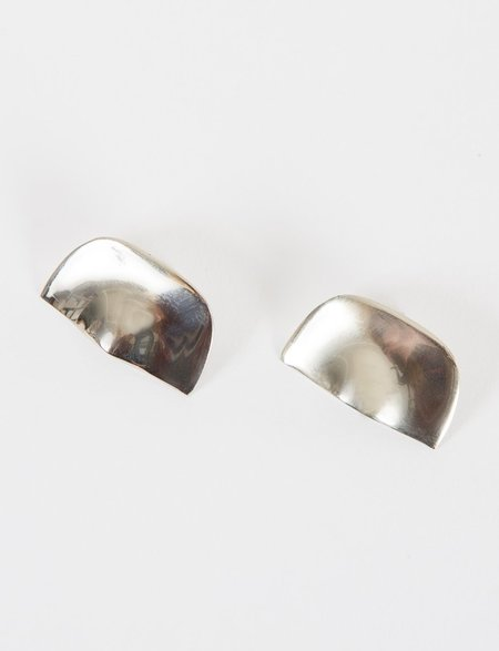 Quarry Rone Earrings - Silver