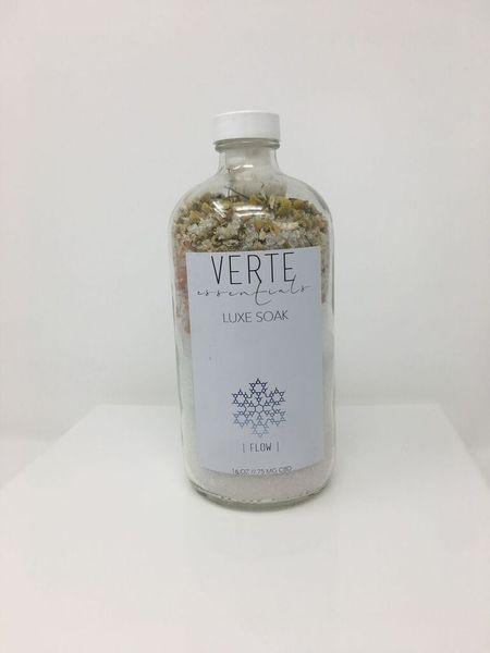 Verte Luxe Soaking Salts