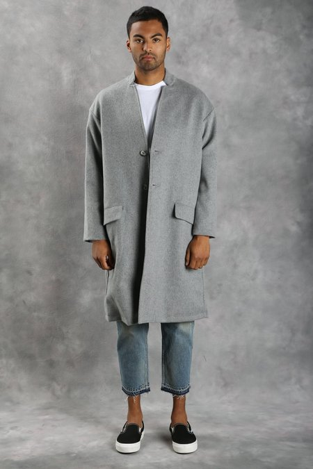 John Elliott Cashmere Top Coat