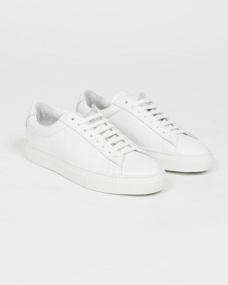 Zespa ZSP4 Leather Sneaker - White