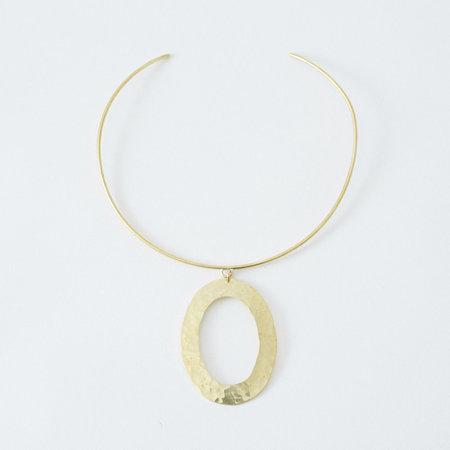 Crescioni luz necklace