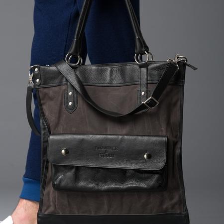 Krammer & Stoudt Bosket Shoulder Bag - Dark Oak