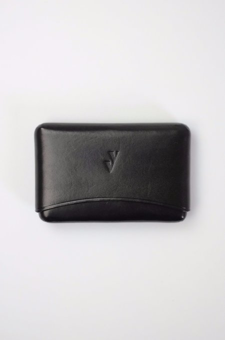 VereVerto Brev Card Holder - Black