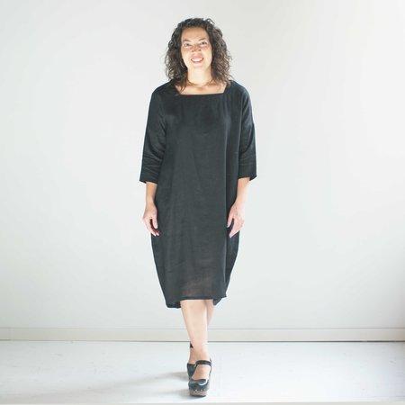 Sugar Candy Mountain Bobbi Dress in Black