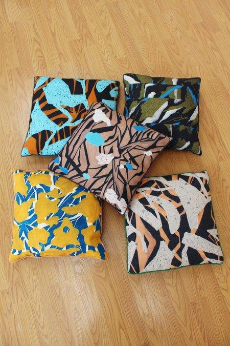 Marie Colin Madan / Beklina Pillow Collaboration