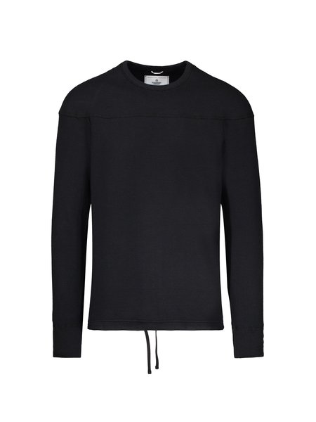 Reigning Champ Mesh Double Knit Crewneck