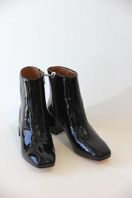 LOQ Lazaro Boot - Patent Black