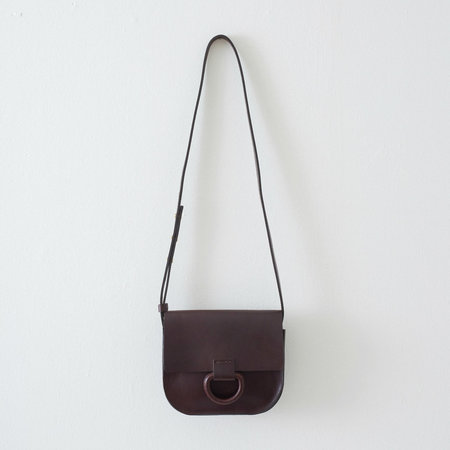 Crescioni Mini Logan Bag - Chocolate