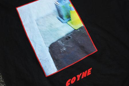 COYNE LOGO TEE