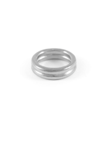 Wolf Circus Cario Ring in Sterling Silver