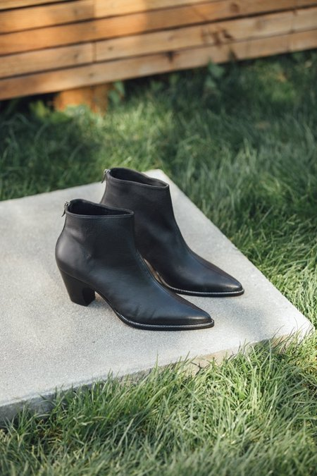 Rachel Comey Sonora Boot in Black Leather