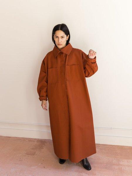 Ashley Rowe The Coat