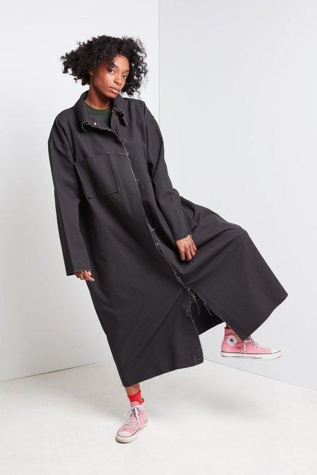 Ashley Rowe The Coat - Black