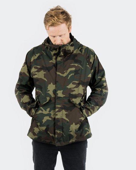 Maiden Noir Camo Hooded Jacket