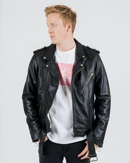 Soulland Richenback Biker Jacket