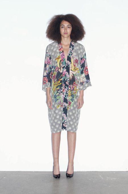 Strathcona Kimono Robe