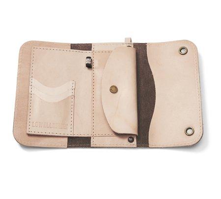 Lowell n. 103 VEG wallet - NUDE