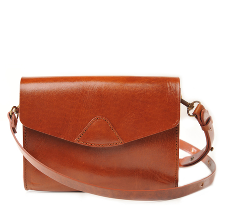 VereVerto Brown Mini Mox Bag