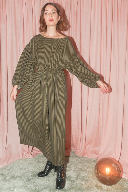 Mara Hoffman Maya Dress in Cerignola Stripe