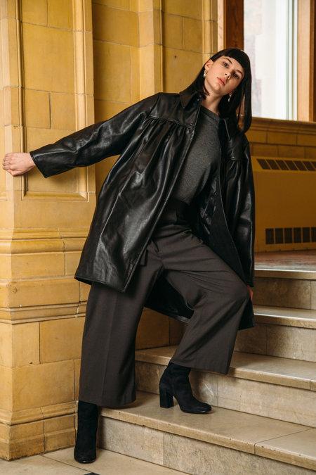 "URBANOVITCH Leather ""Britta"" Jacket"