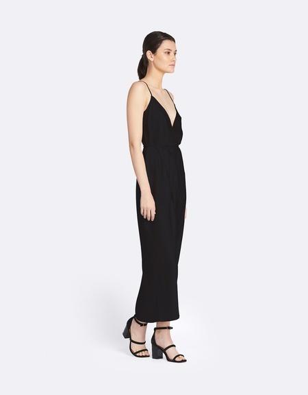 GINIA RTW BELLA DRESS BLACK