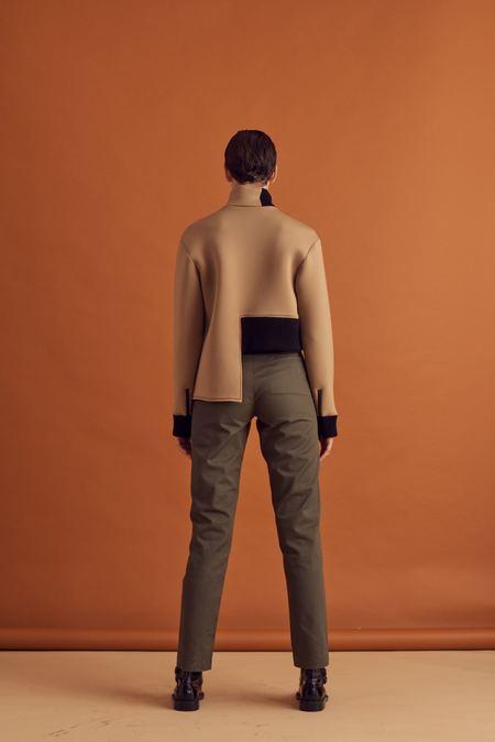 I Waited For You... Olive Pocket Pants