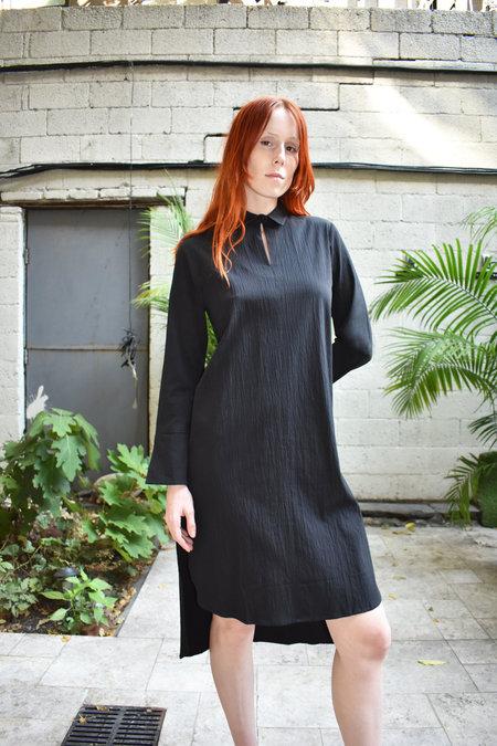 Elohim by Sabrina Goh Dada Shirt Dress