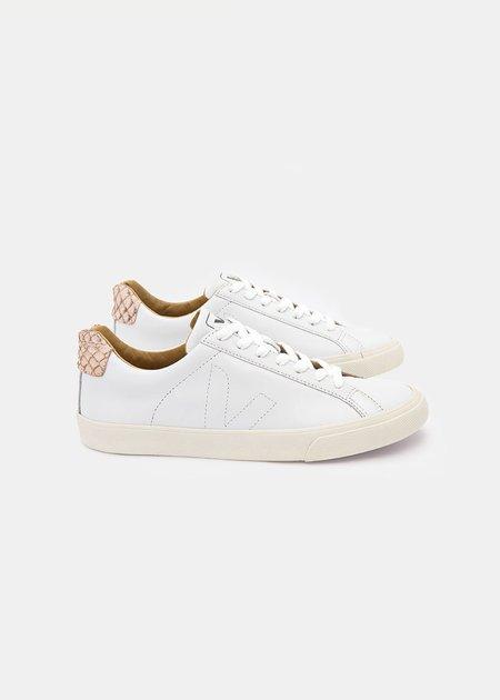 VEJA Esplar White Puxador Tilapia Sneaker