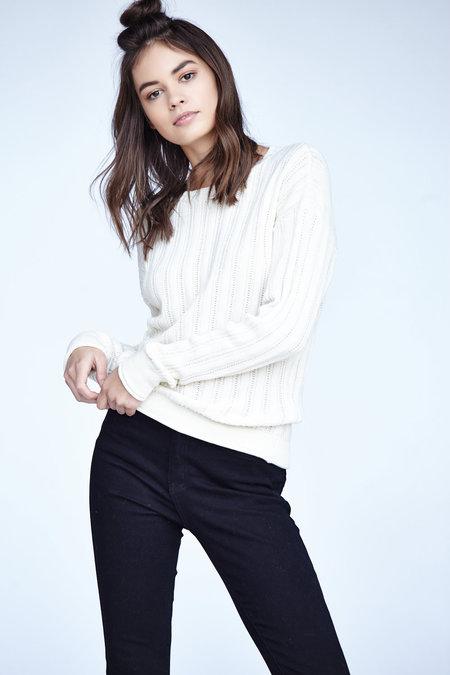 Callahan Stripe Boyfriend Sweater