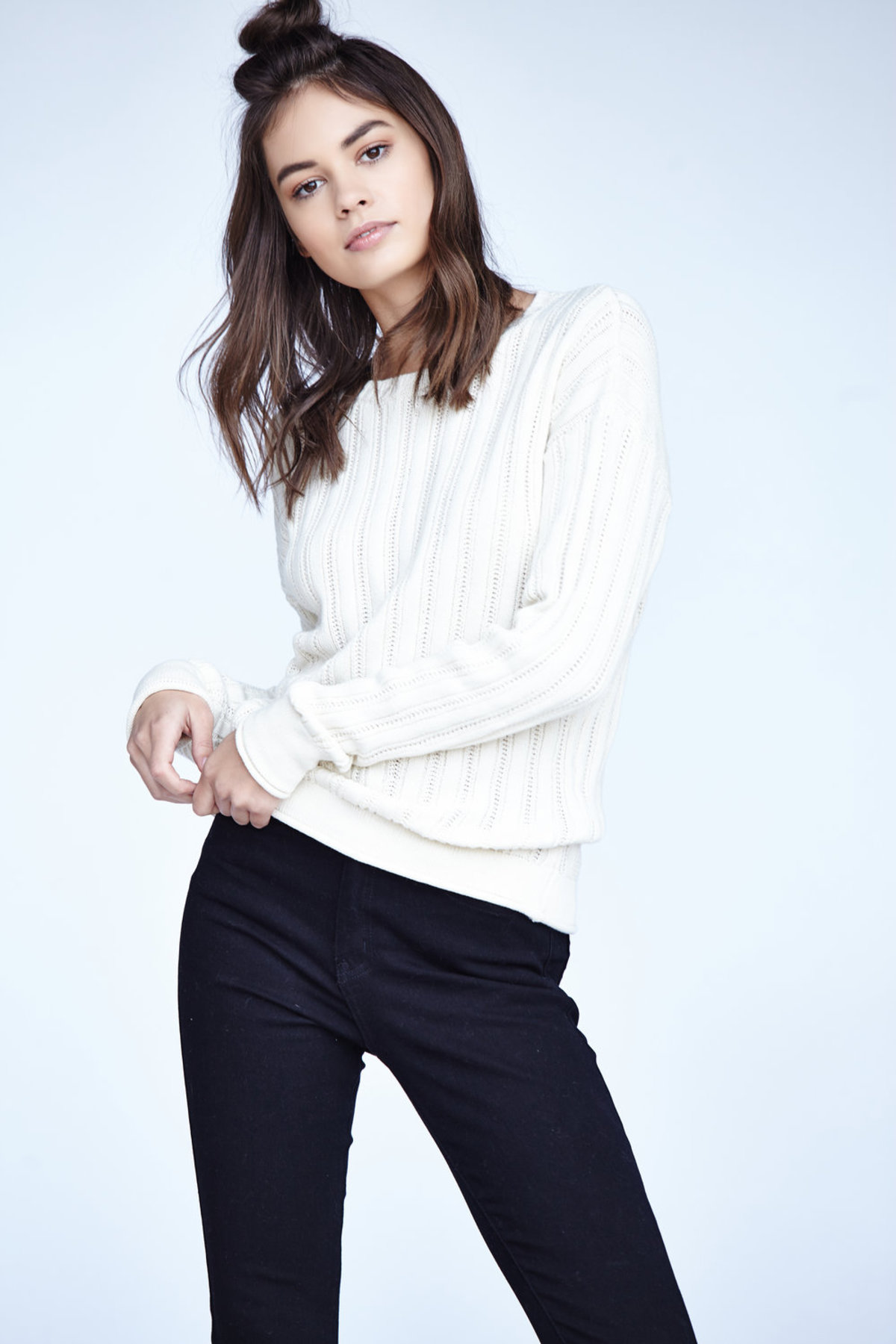 Callahan Boyfriend Sweater Her Sweater