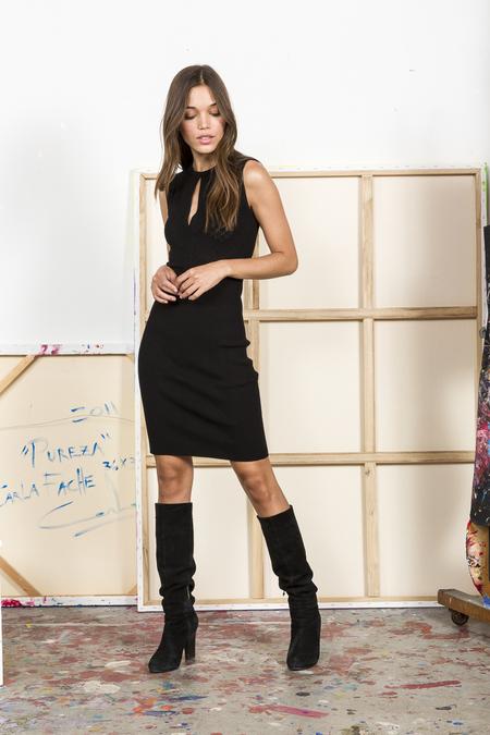 Edun Lace Stitch Dress