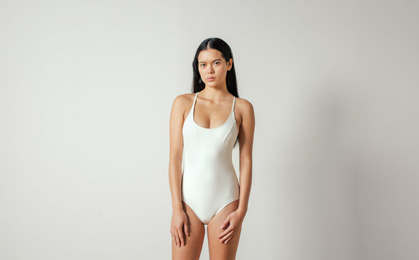 Botanica Workshop Nami Swimsuit in Shell