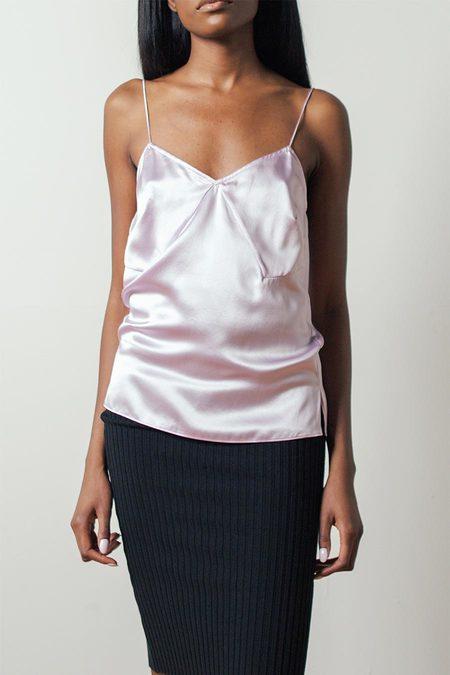 Pari Desai String Camisole in Lilac
