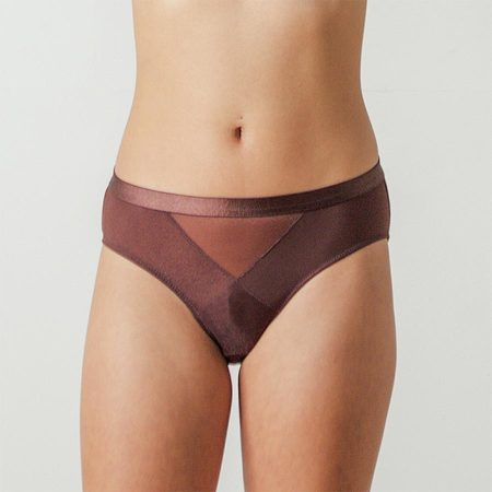 Lonely Thea Brief in Mulberry