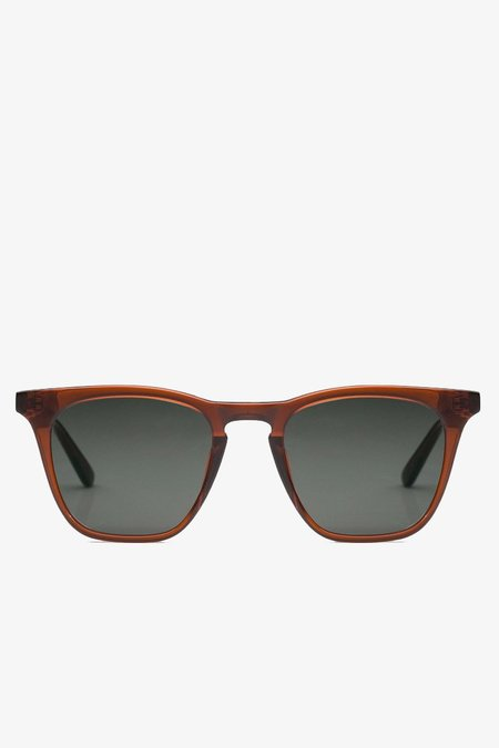 Smoke x Mirrors Rocket 88 Sunglasses in Bottle Brown